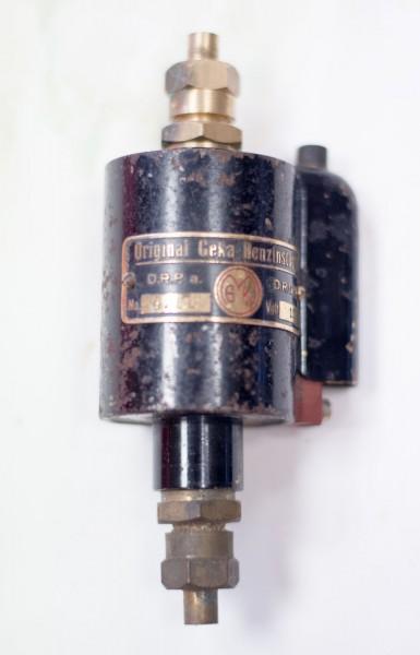 Original Geka Benzinstopper
