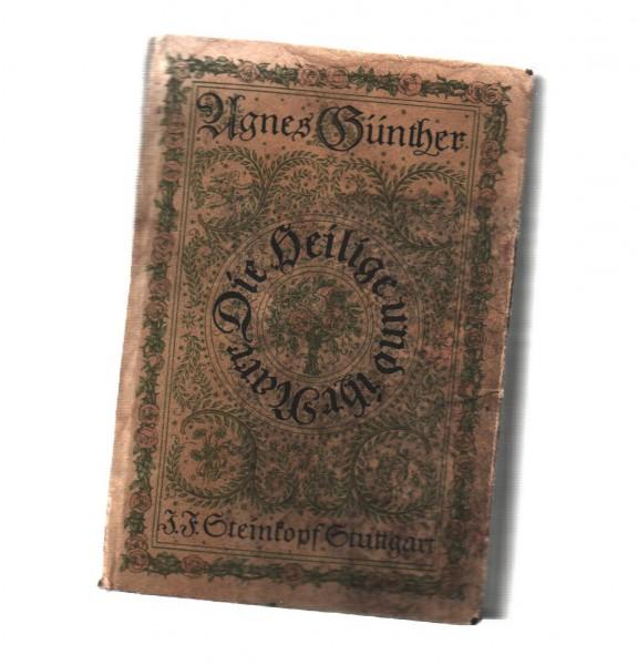 Die Heilige und ihr Narr erster Band 1918