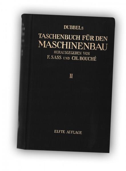 Dubbels Taschenbuch für den Maschinenbau Band 2