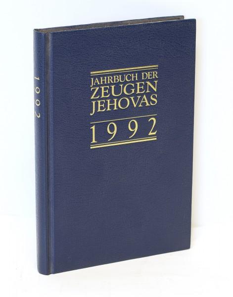 Jahrbuch der Zeugen Jehovas 1992