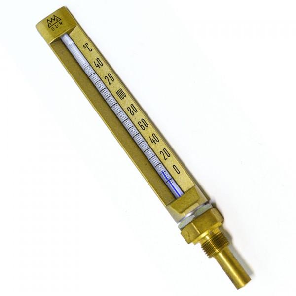 TWG Maschinenthermometer NG 200 Oberteil V-förmig