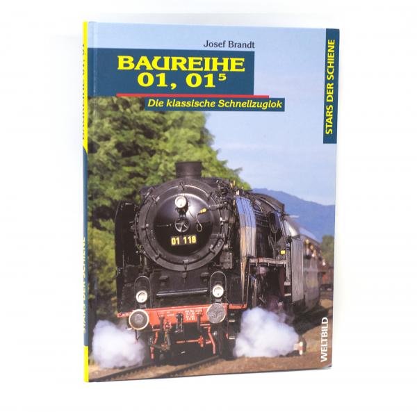 Baureihe 01, 015 - Weltbild Sammler Edition