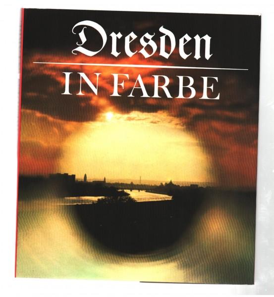 Dresden in Farbe. DDR Billdband 1982 F. A. Brockhaus Verlag, 1981