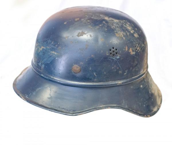 Alter Originaler LUFTSCHUTZ , Stahlhelm WW2