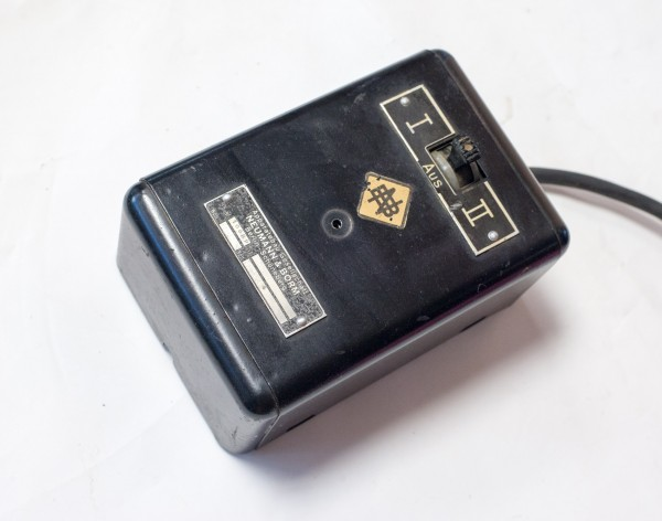 Trafo Schalter ? 4 Volt