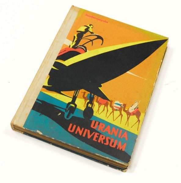 """Urania - Universum Band V. -- - Sonderausgabe-Geschenkband für """" Die kleine Hausbibliothek"""" mit 201"""
