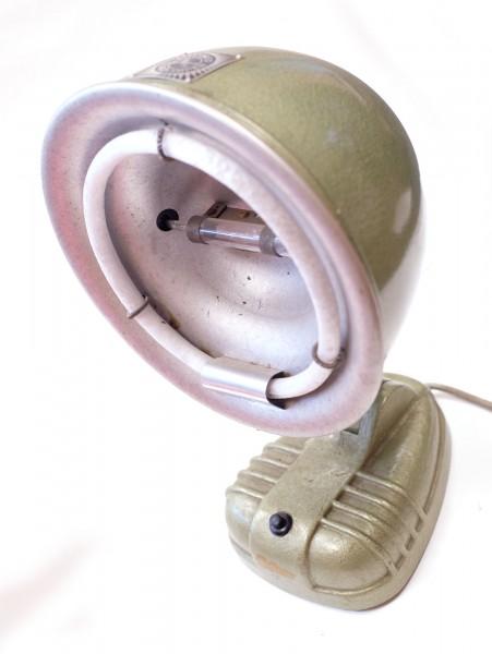SOLIMED Retro Vintage Höhensonne Quarzlampe UV L ampe