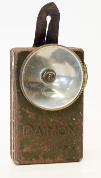 Handtaschenlampe DAIMON | Wehrmacht