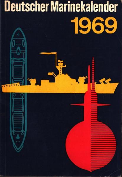 Deutscher Marinekalender 1969