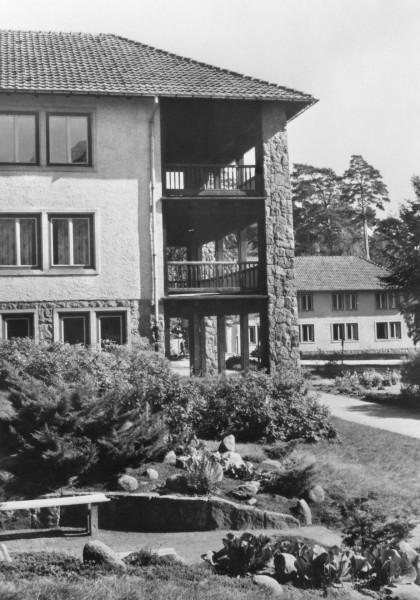 AK Altenhof Werbellinsee ,,Pionierrepublik Wilhelm Pieck''