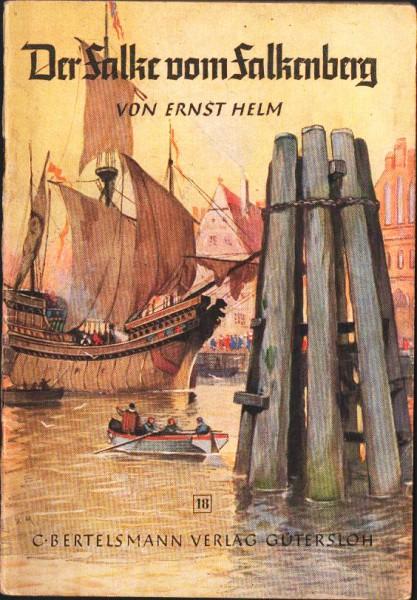Der Falke vom Falkenberg 20 Pfennig Roman um 1939?