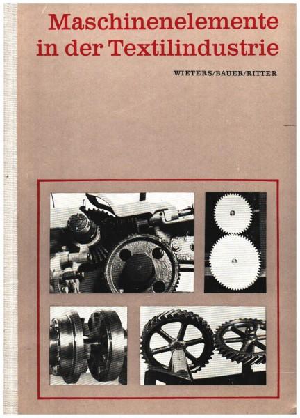 Maschinenelemente in der Textilindustrie