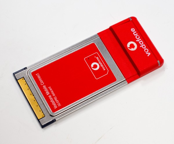 Vodafone Mobile Connect 3G GPRS data card - PCMCIA Option 0700 QualcommVodafone Mobile Connect 3G GP