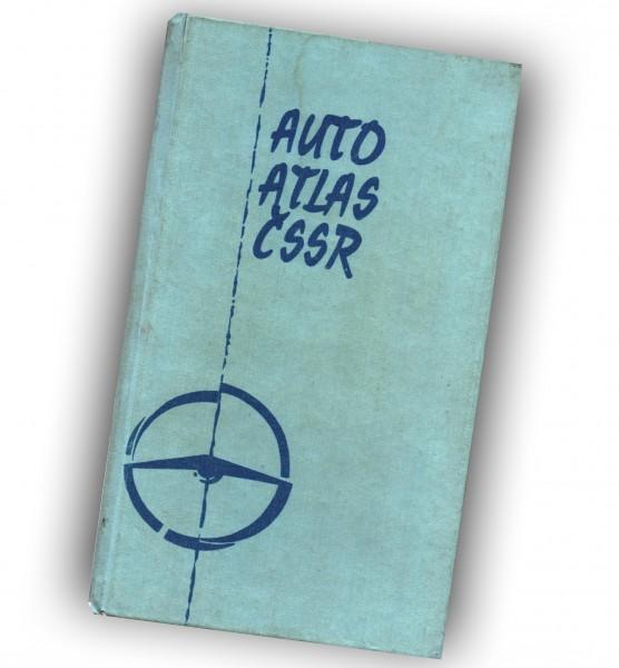 Auto Atlas CSSR 1:400.000