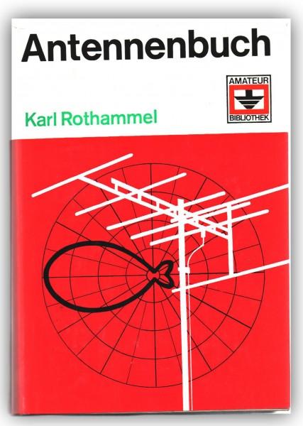 Antennenbuch von Karl Rothammel 1984 DDR