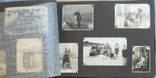 Wundervolles Familienalbum 20iger 30iger Sachsen Bayern Sudetenland