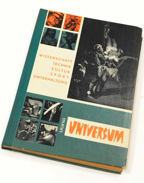 Urania Universum, Sonderausgabe Band IX/1964, Wissenschaft, Technik, Kultur, Sport, Unterhaltung,
