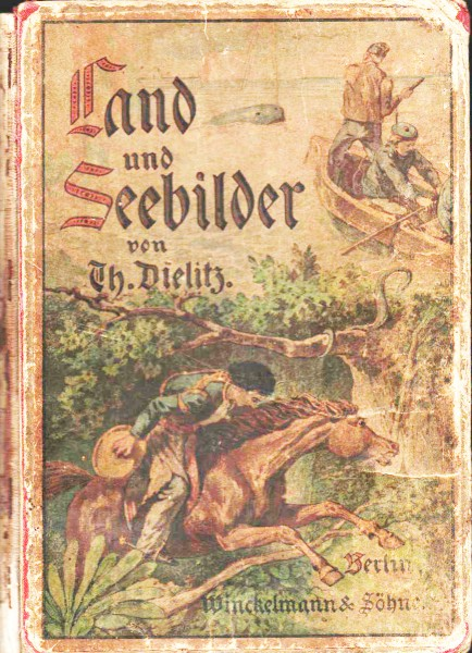Land- und Seebilder, für die Jugend bearbeitet 8 Auflage