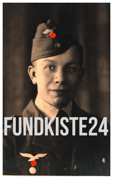 Portait Soldat Luftwaffe | Flak | WW2 | 3.Reich