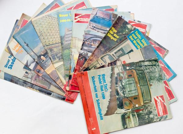 Der Deutsche Straßenverkehr kompl. Jahrgang 1974