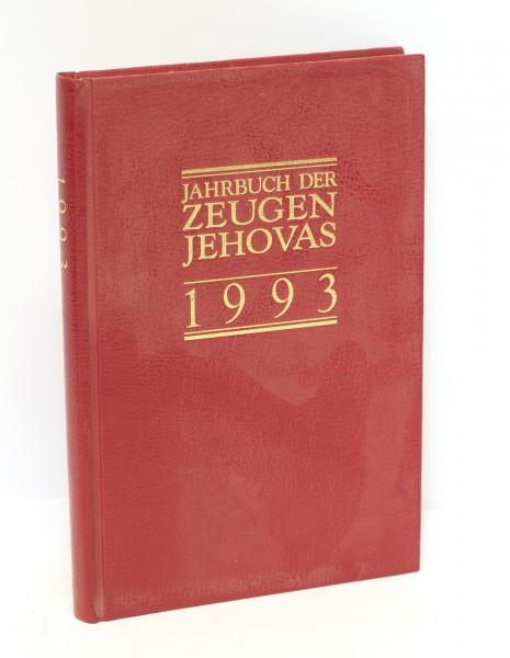 Jahrbuch der Zeugen Jehovas 1993