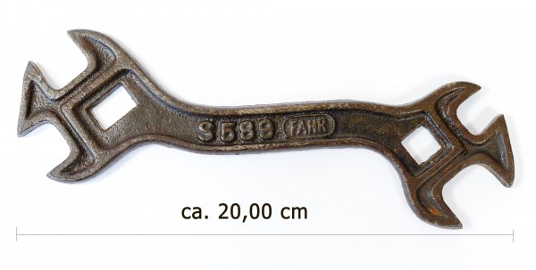 Deutz - Fahr Bordwerkzeug S 58 Multi Maulschlüssel