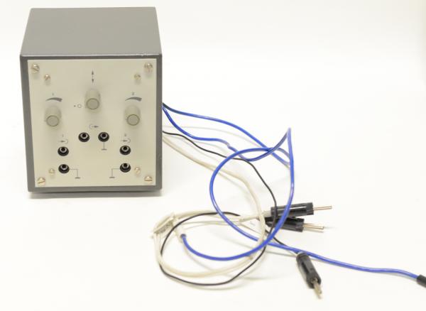 Elektronischer Schalter ES 2 Radio-Fernsehen-Elektro, PGH Marienberg