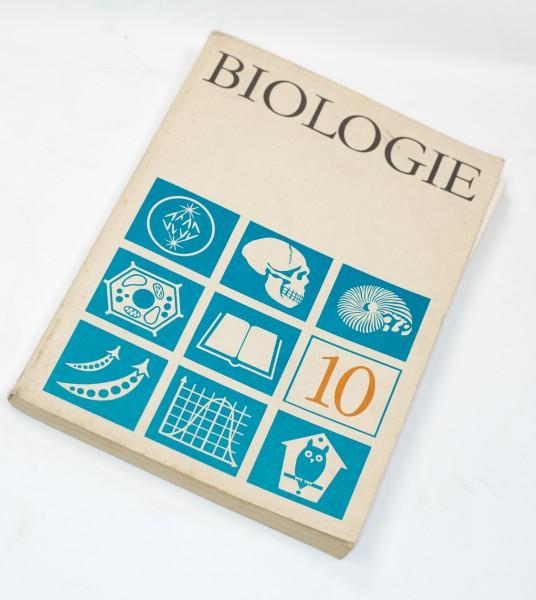 DDR Schulbuch | Biologie Klasse 10 | von 1974 Ossikult