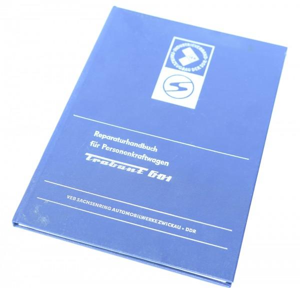 Reparaturhandbuch Trabant 601