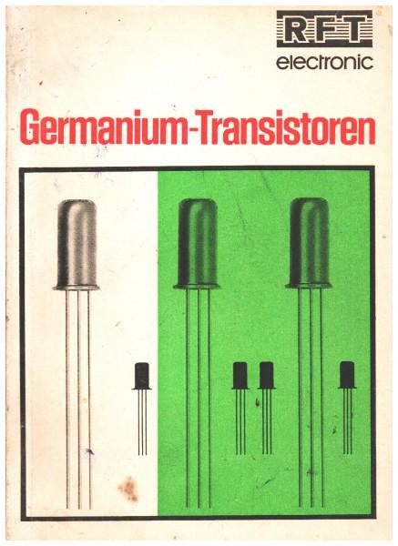 Germanium Transistoren. RFT Electronic