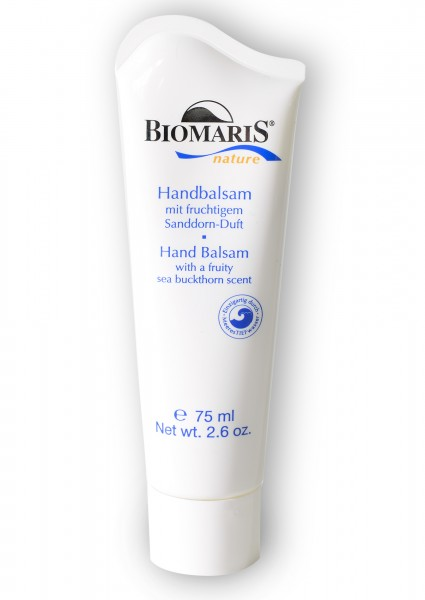 BIOMARIS Handbalsam nature Sanddorn-Duft 75ml