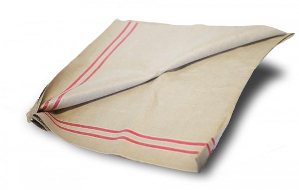 Mangeltuch / Rolletuch aus Leinen