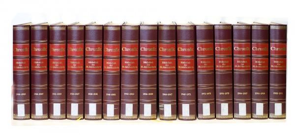 Chronik- Bibliothek des 20. Jahrhunderts