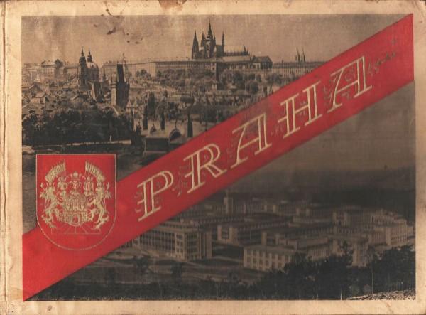 Praha - Stará i Moderní. Usporádali.