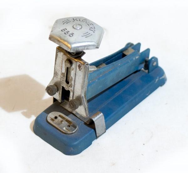 Alter Tacker Heftgerät Kunert aus den 1950igern stabil