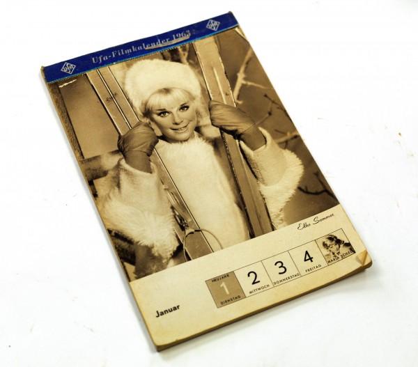 UFA Kalender 1963 ohne Deckblatt