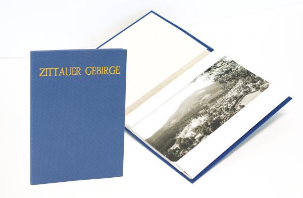 Bildband Zittauer Gebirge ersch.1986