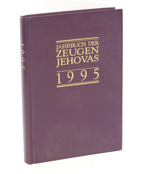 Jahrbuch der Zeugen Jehovas 1995