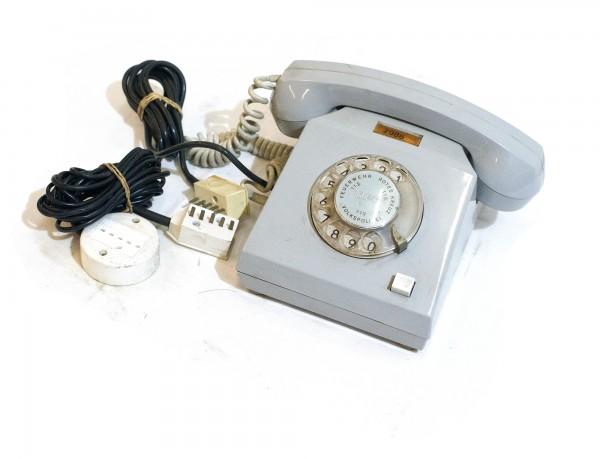 DDR Wählscheibentelefon RFT Variant Typ N045-00301 Bj. 77 NVA VP STASI