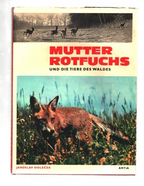 Mutter Rotfuchs und die Tiere des Waldes Erzählungen und beobachtungen aus der sicht der Tiere von J