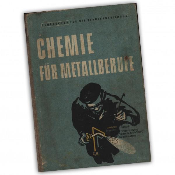 Chemie für Metallberufe 1953 DDR