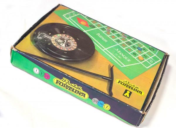 Komplett Roulette FORTUNA | Spiel DDR VEB Plasticart Dresden