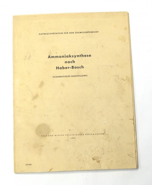 Ammoniaksynthese nach Haber Bosch | Schematische Darstellung