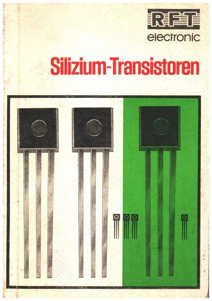 Silizium Transistoren. RFT Electronic
